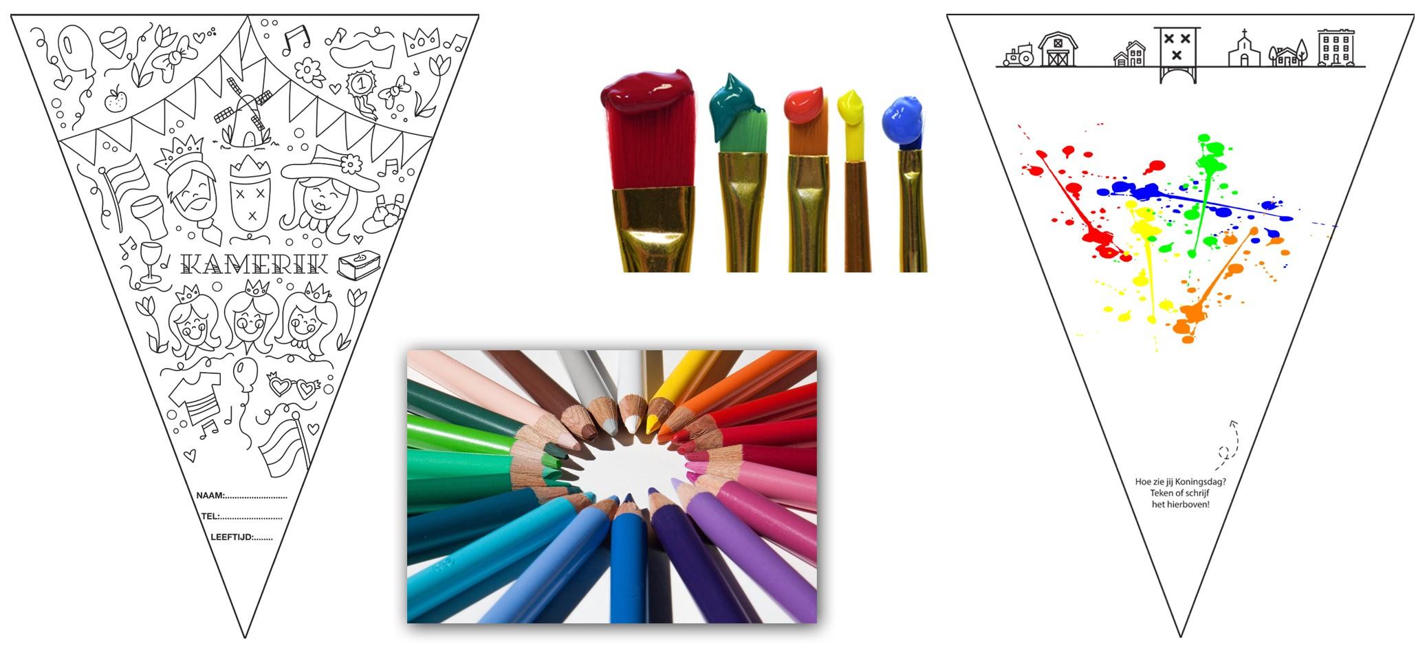 kleurwedstrijd